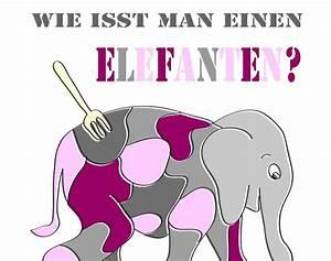 Wie Pflegt Man Einen Weihnachtsstern : r umelinchen wie isst man einen elefanten ~ Lizthompson.info Haus und Dekorationen