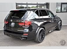 BMW X5 M50d tuned by Hamann