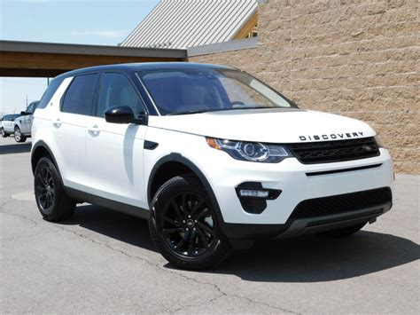 Modifikasi Land Rover Discovery Sport by New 2018 Land Rover Discovery Sport Se 4 Door In