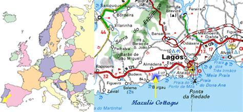 Mazulis Cottages - Waar zijn we? (Vakantiehuis Algarve ...