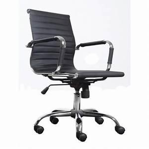 Fauteuil De Bureau Design : si ge fauteuil de bureau design noir pas cher meubles discount en ligne chaises discount ~ Teatrodelosmanantiales.com Idées de Décoration