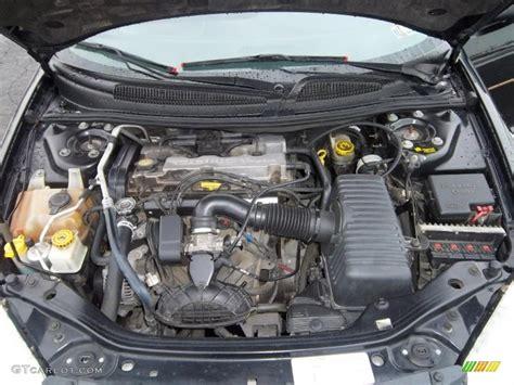 car engine repair manual 2003 dodge stratus navigation system 2003 dodge stratus se sedan 2 4 liter dohc 16 valve 4 cylinder engine photo 41696585 gtcarlot com