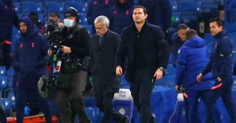 Mourinho won tactical battle with Lampard, says Hoddle