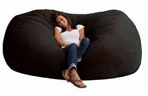 7 ft xxl fuf chair With big soft bean bag chairs