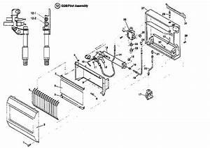 Desa Propane Gas Heater Parts