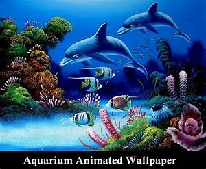 Aquarium Animated Wallpaper | TechLiebe