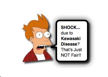 kawasaki disease shock syndrome pediatric em morsels