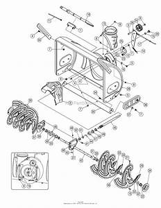 Mtd 31ah55th793  247 985390   2012  Parts Diagram For