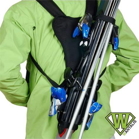 porte skis skiback par wantalis