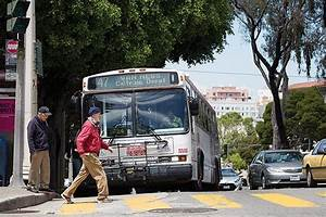 Nine Muni stops on Van Ness Avenue to be eliminated for ...