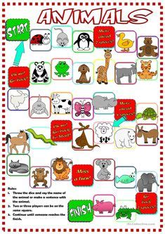clothes board game  images esl board games