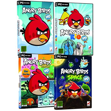 angry birds seasons pc games collection