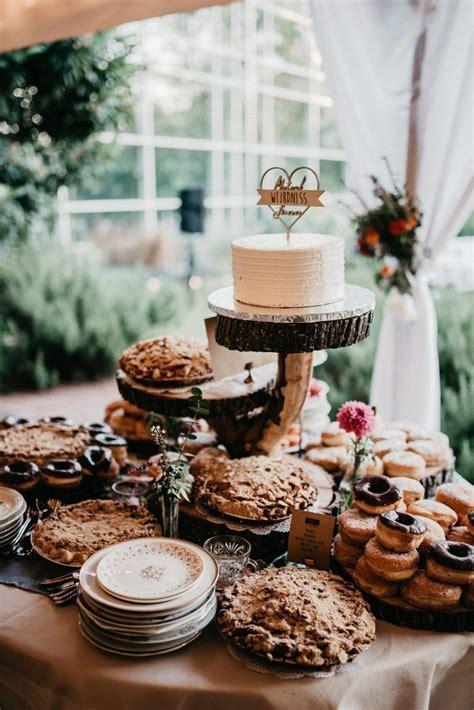 wedding dessert table ideas  sweeten  reception