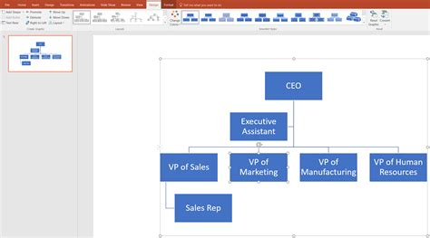 powerpoint org chart how to make an org chart in powerpoint lucidchart