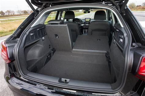 audi q2 kofferraum maße gro 223 er test audi q2 1 4 tfsi s tronic design alles auto