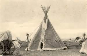 Wind River Shoshone Indians