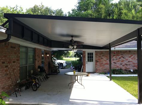 raised insulated patio cover baytown 187 a 1