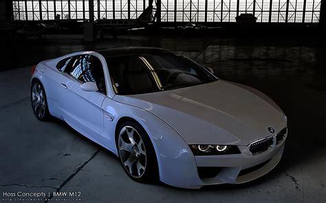 Bmw M12 Concept By Hossworks On Deviantart