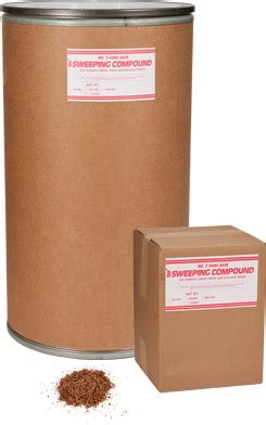 Floor Sweeping Compound Manufacturers by Hathaway Inc