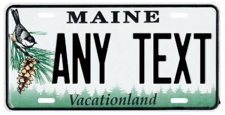 Maine Dmv Vanity Plates by Maine License Plate Search Me Plate Number Check