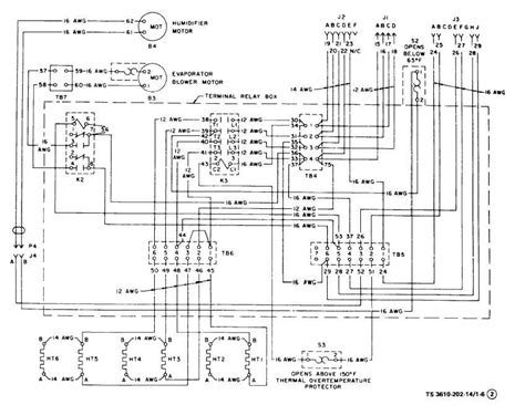 Blok Hvac Unit Diagram System Servicesparepart