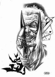 Batman and Joker by GoranFurjan on DeviantArt