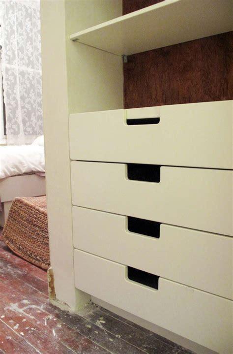 Ikea Besta Closet by Ikea Hack Besta And Stuva Built In Well Designed Vib