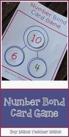 number bonds images number bonds singapore math