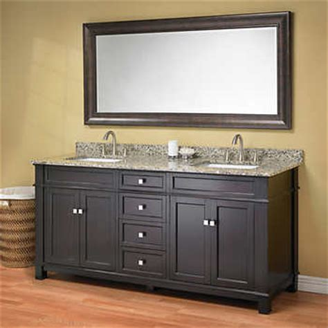 costco vanities double sink madison 72 double vanity by mission hills