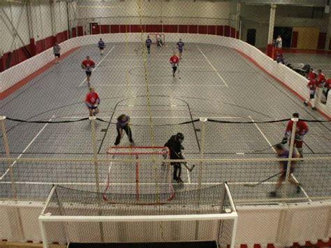 ball hockey rink hockeygods