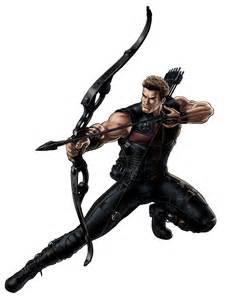 Marvel Avengers Alliance Hawkeye