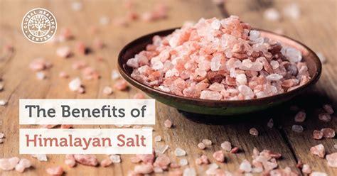 health benefits of himalayan salt l image gallery himalayan salt