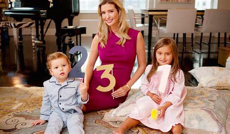 trump ivanka baby daughter pregnant donald third announces moms