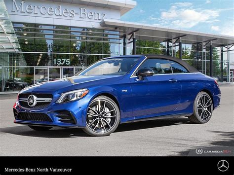 Then browse inventory or schedule a test drive. Mercedes-Benz North Vancouver | 2020 Mercedes-Benz C43 AMG 4MATIC Cabriolet | #20979709