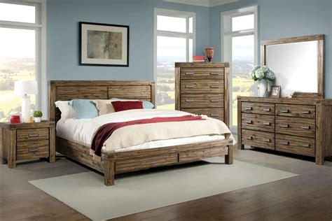Joplin 5 Piece Queen Bedroom Set At Gardner White