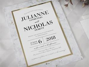 Wedding invitations bar mitzvah invitations and baby for Gold foil wedding invitations canada