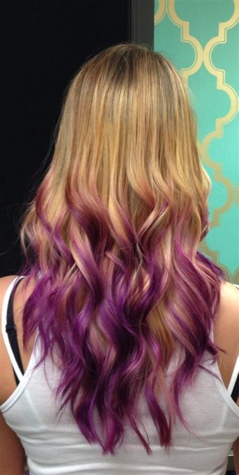 Best 25 Purple Tips Ideas Only On Pinterest Purple Hair