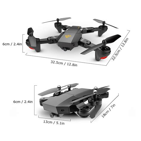 jual drone visuo siluroid xshw p mp hd camera wide angle lens altitude hold  jxd