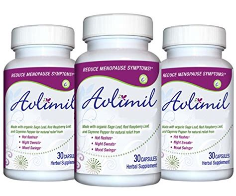 Supplements For Menopause Mood Swings avlimil menopause supplement pills balance