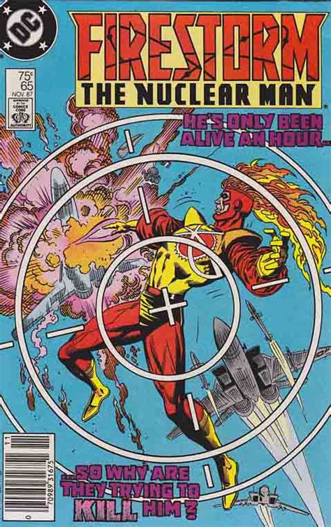 Firestorm Comic Books, Rare And Classic Firestorm Comics