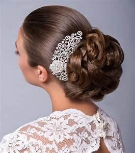 Bijoux pour chignon mariage for Bijoux chignon mariage