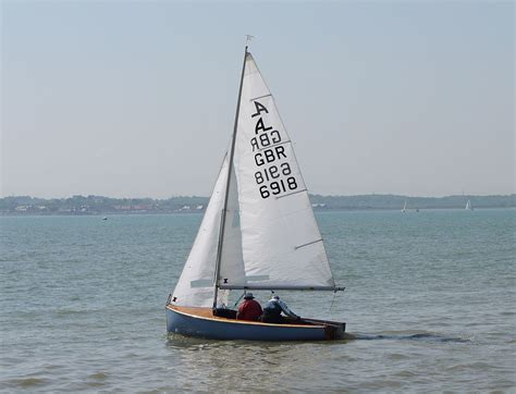 Dinghy Boat by Albacore Dinghy