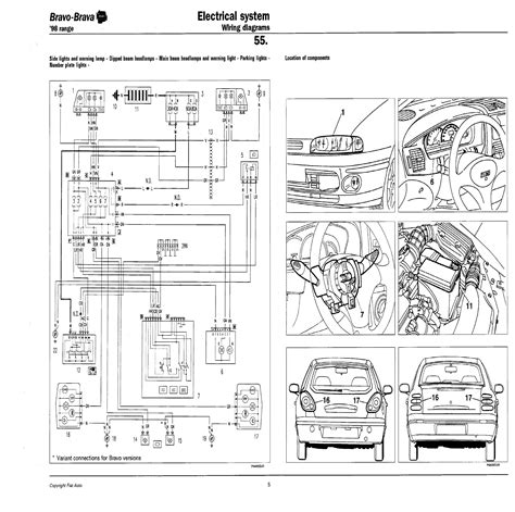 Fiat Punto Electrical Wiring Diagram by Fiat Grande Punto Fuse Box Layout Auto Electrical Wiring