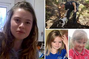 Rebecca Watts missing: Madeleine McCann sniffer dogs join ...