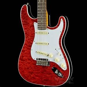 Fender Custom Deluxe NOS Stratocaster Yuriy Shishkov