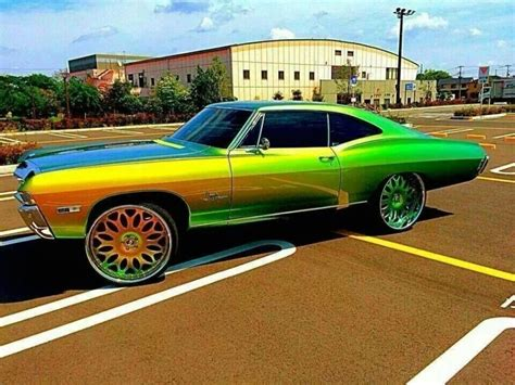 25 Cool Old School Cars 2017