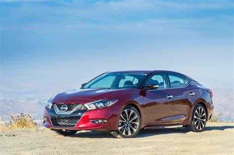 2016 Nissan Maxima Sr Long-term Arrival Review