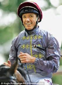 Jockey Frankie Dettori on his biggest fears | Daily Mail ...