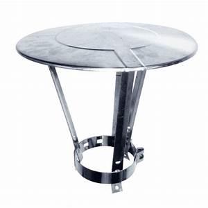 Chapeau Inox Pour Tubage : chapeau chinois inox 080 200 tubage freel ~ Edinachiropracticcenter.com Idées de Décoration