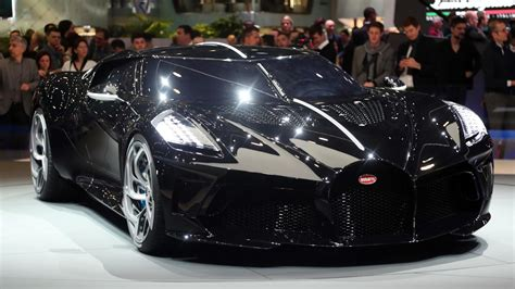 Price Of A New Bugatti by This 12 5 Million Bugatti Is The Most Expensive New Car